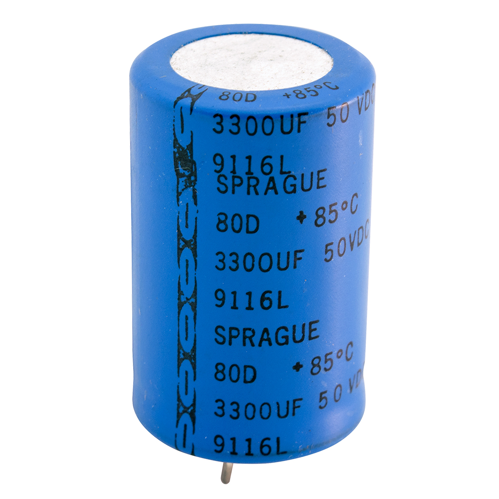 Sprague Capacitor 2590 53d 2200uf 35vdc Aluminum Axial Electrolytic 85 C for sale online