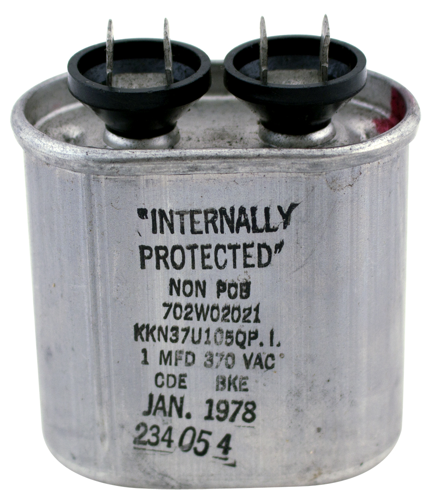 Motorstart / Run Capacitors