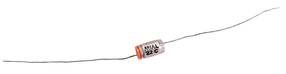Vintage capacitor 68pF 10/% 160V polystyrene