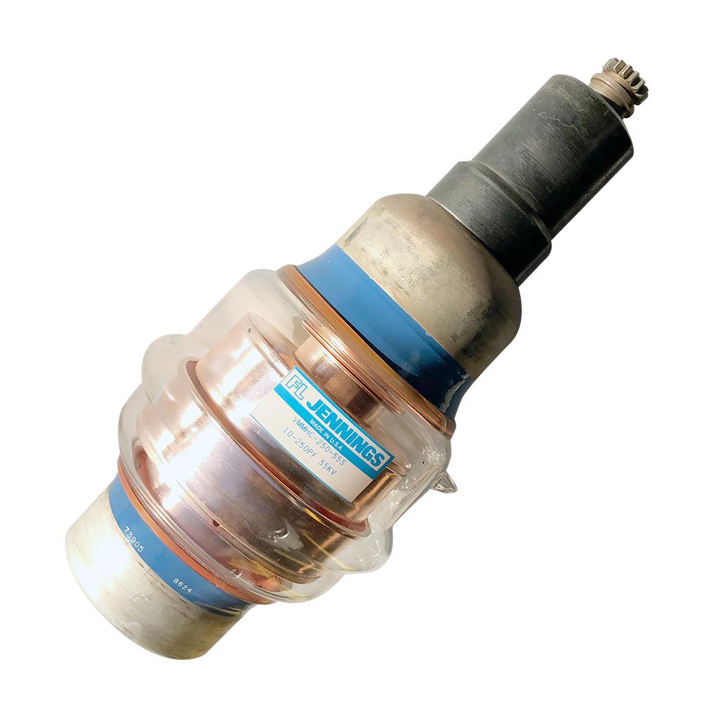 Vacuum Capacitors: 101 - 500pF