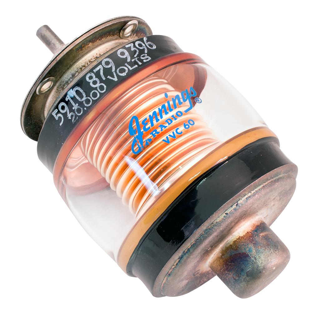 Vacuum Capacitors 1pf 100pf