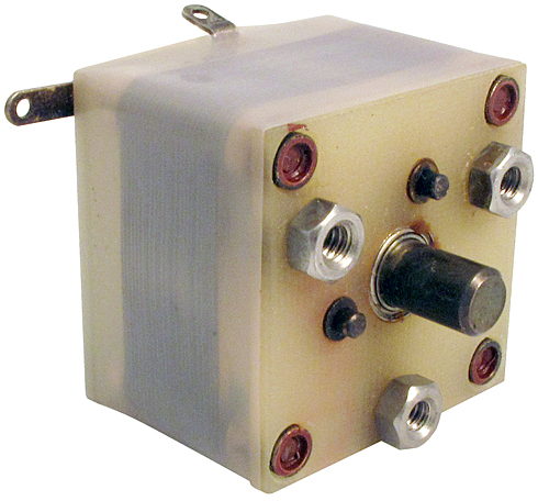 Butterfly Air Variable Capacitors