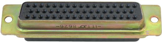 ITT CANNON Pack of 2 Receptacle 50 Contacts DD DB50 D Sub Connector Solder Original D Series DDK50S DDK50S