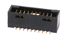 AMP MUDO Shrouded Box Header Connector