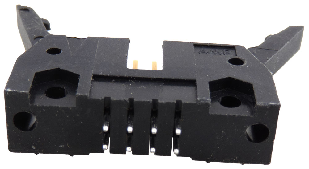 Interconnect Headers Jumpers Amp Connectors Double Row