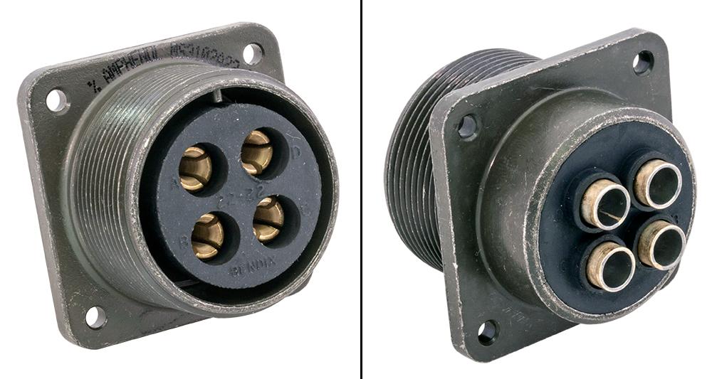 Mil Spec Amp Circular Connectors