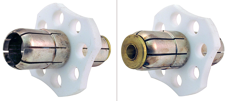 """ANDREW EIA  7//8/"""" CONNECTOR BULLET 50 OHM ANCHOR INNER DIELECTRIC 1"""