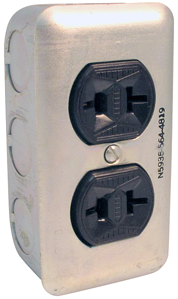 Electrical AC Receptacles & Outlets