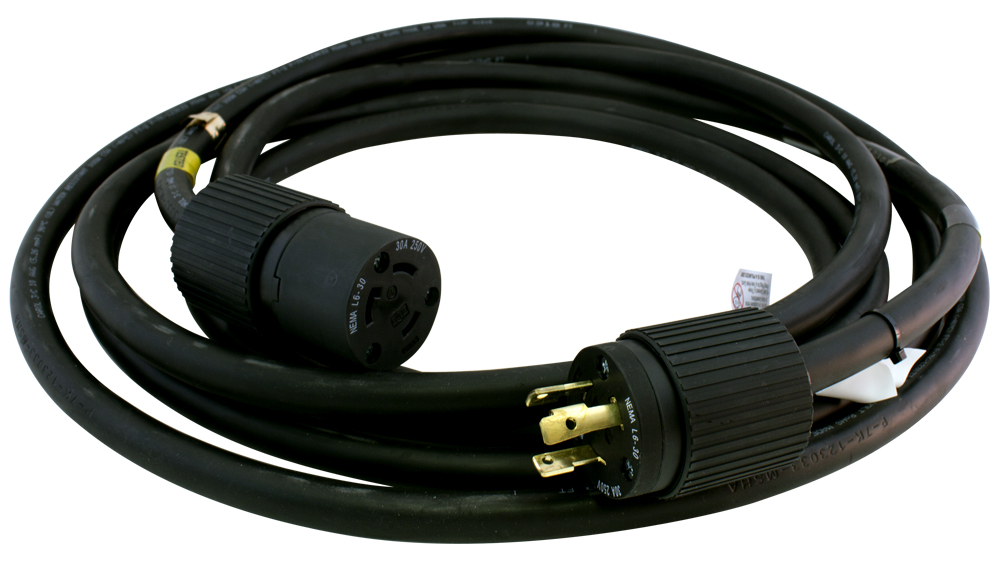Connector electrical lock midget twist business