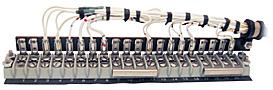 Electrical terminal strips 50 amp