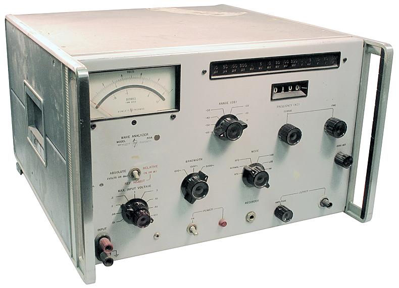 Old Ge Test Instruments : Test equipment vintage