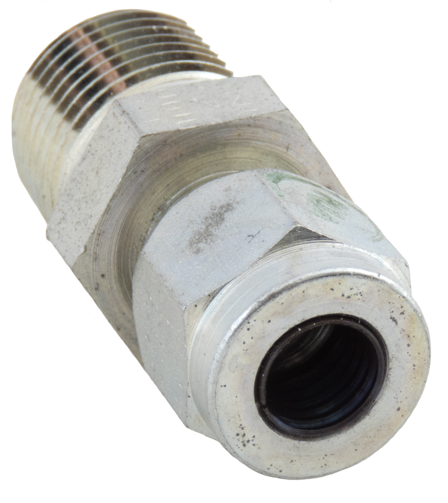 Pneumatic parts fittings