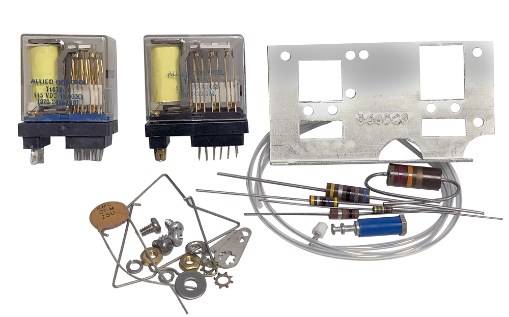 Collins KWM-2 /& KWM-2A NEW Capacitor Replacement Kit