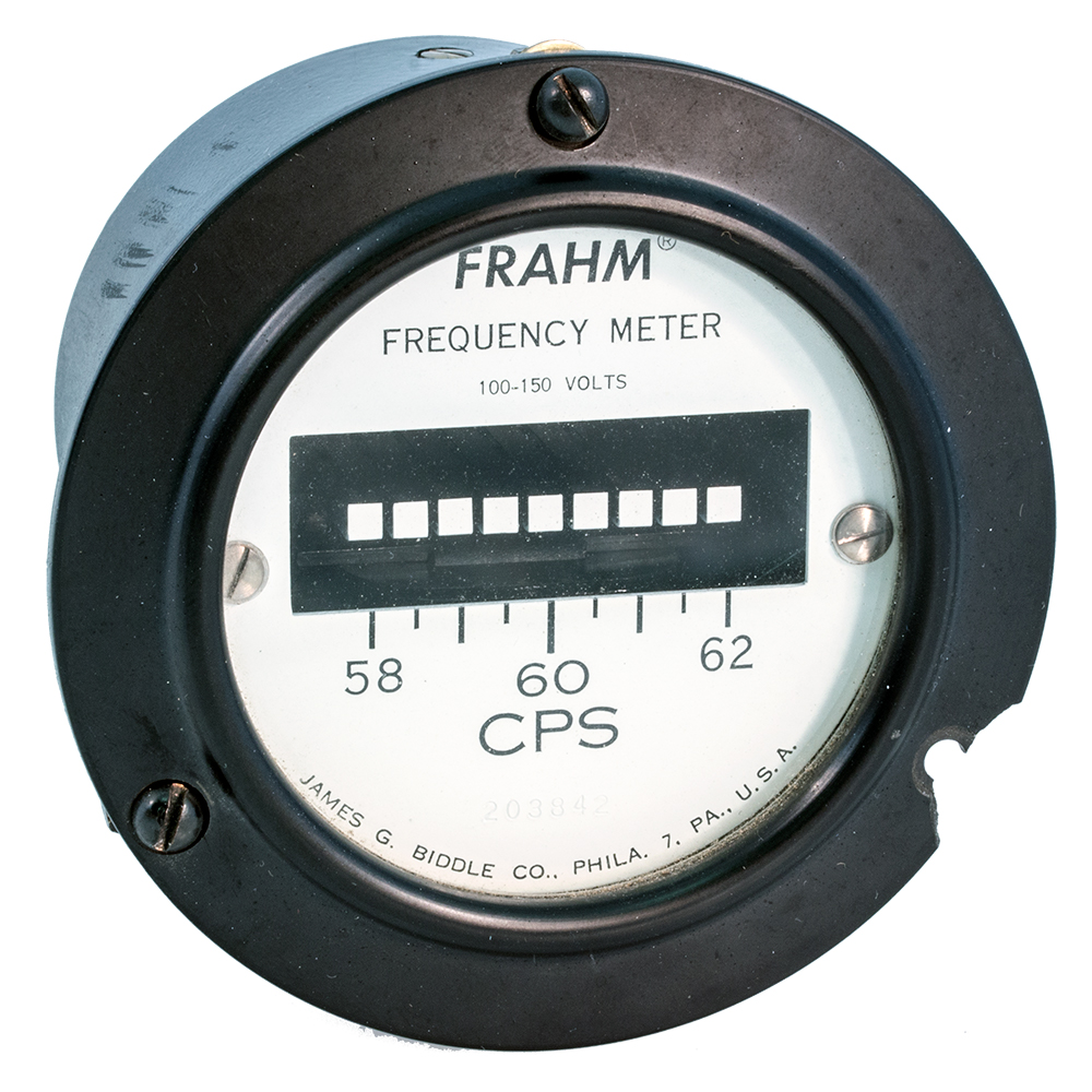 Meters: Frequency Determining