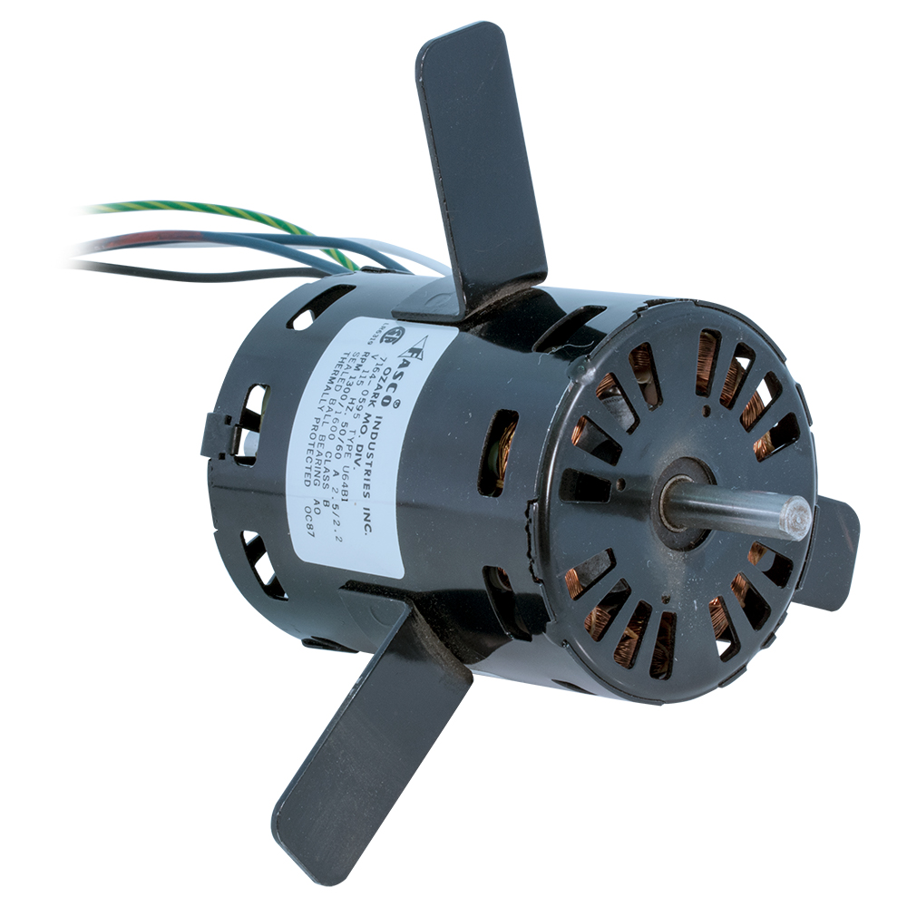 Small Ac Motors 40 Mfd Capacitor Motor Wiring Diagram Enlarge Image Opposite Side View