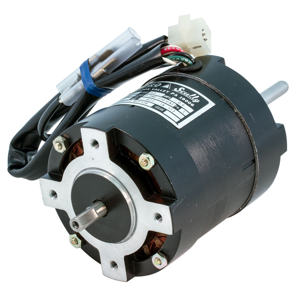 Small Ac Motors Synchronous Motor 3 Phase Wiring Diagram Enlarge Image Opposite Side View
