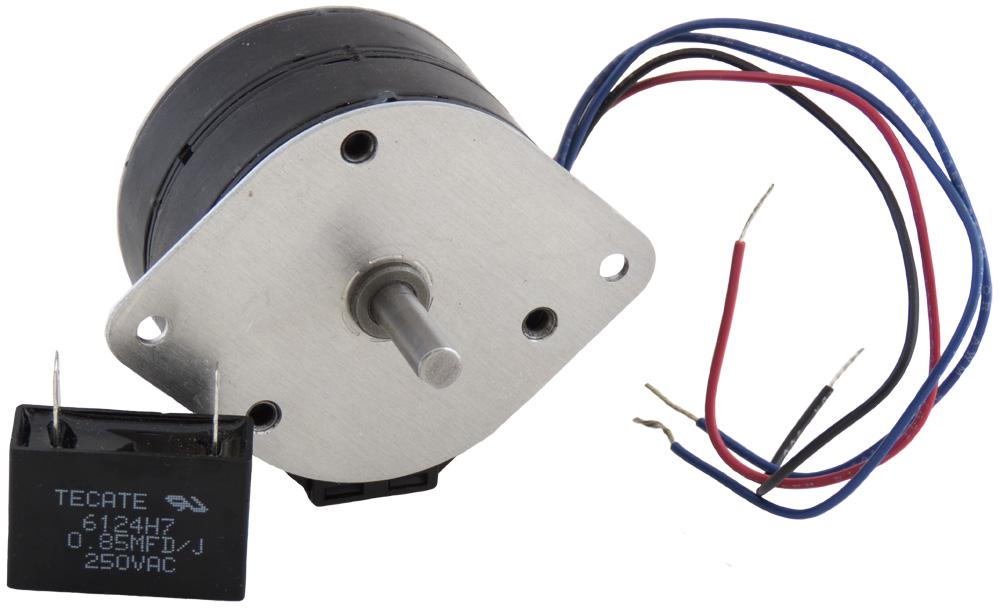 hurst reversible direct drive motor
