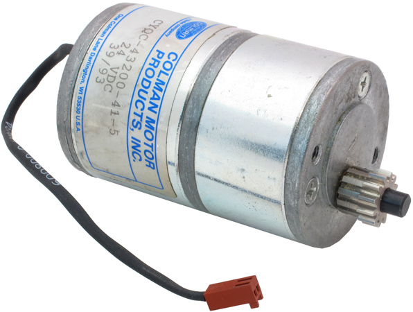 Gear motors for 4 rpm gear motor