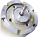 Dc motors governor controlled permanent magnet dc motor for Surplus permanent magnet dc motors