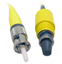 Biconic  to ST Simplex Cables