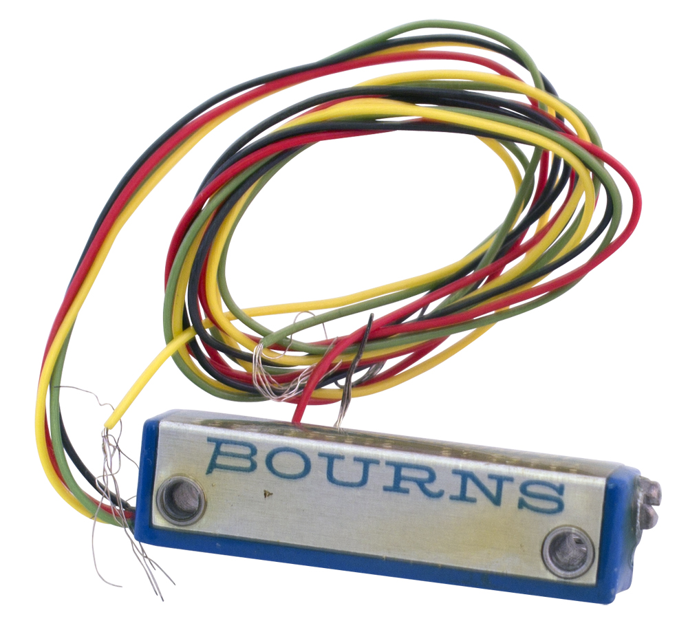 Bourns Resistor Variable Wire Lead Trimpot Trim Pot Wiring