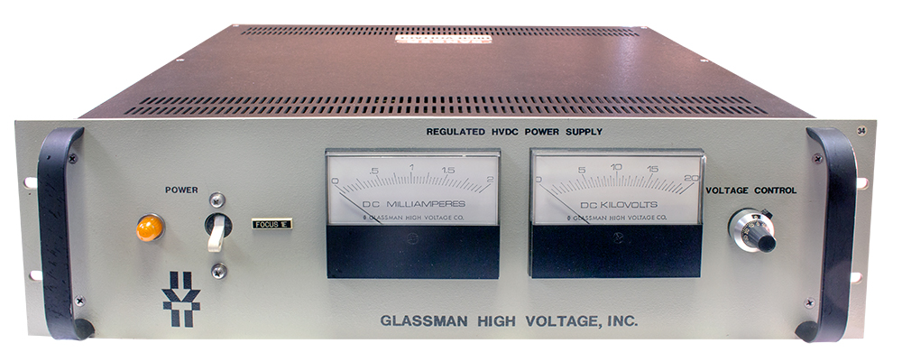 glassman high voltage power supply manual
