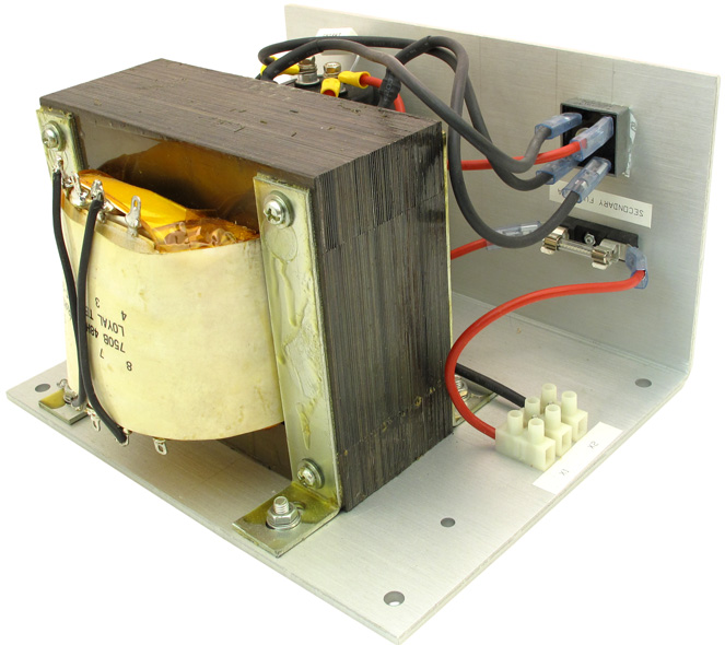 Unregulated Linear Power Supply 48v 15 amp