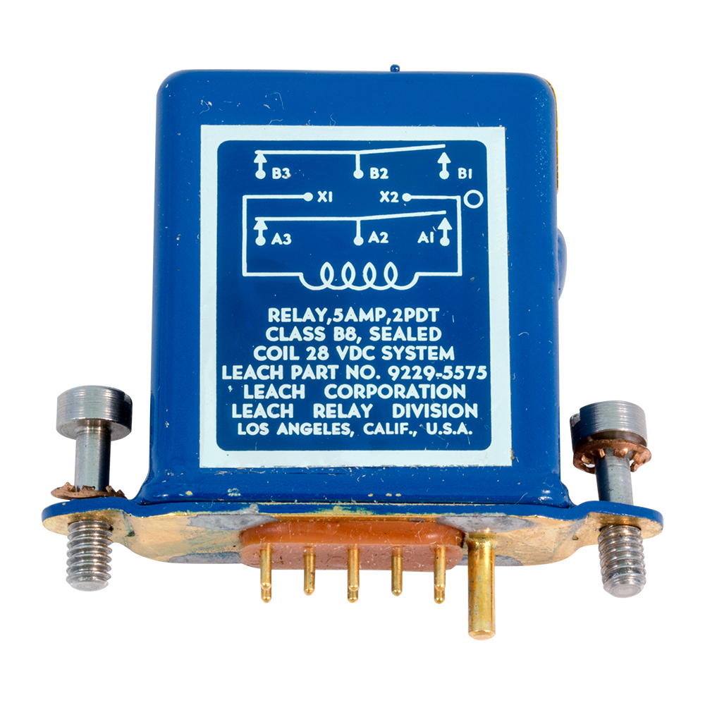 Hermetically Sealed Aircraft Relays 24v To 28v Coils Dc 3 Wiring Diagram Enlarge Image