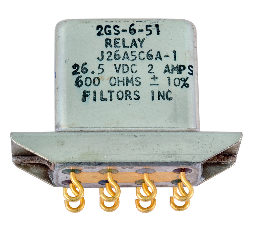 Hermetically Sealed Aircraft Relays 24v To 28v Coils Spst Relay Normally Closed Enlarge Image