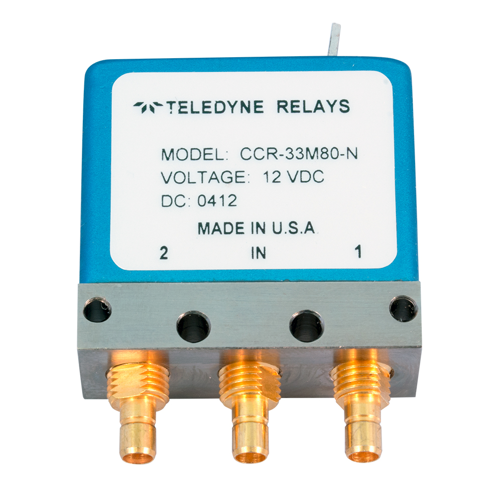 Rf Coaxial Relays Sma Dc Volts Dpdt Relay Latching Enlarge Image