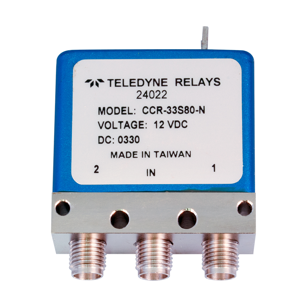 Rf Coaxial Relays Sma Dc Volts Relay Latching Circuit Enlarge Image