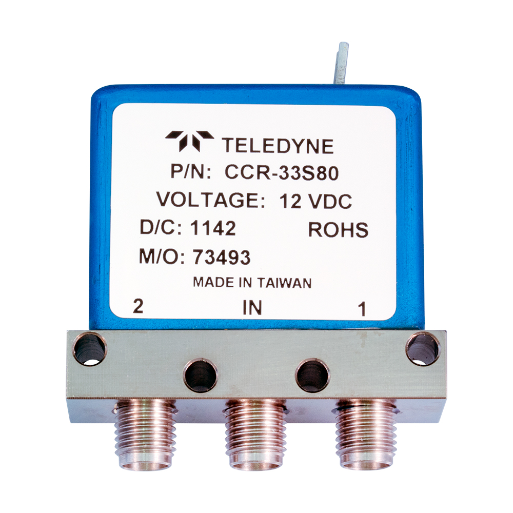 Rf Coaxial Relays Sma Dc Volts 12 Volt Spdt Relay Datasheet Enlarge Image