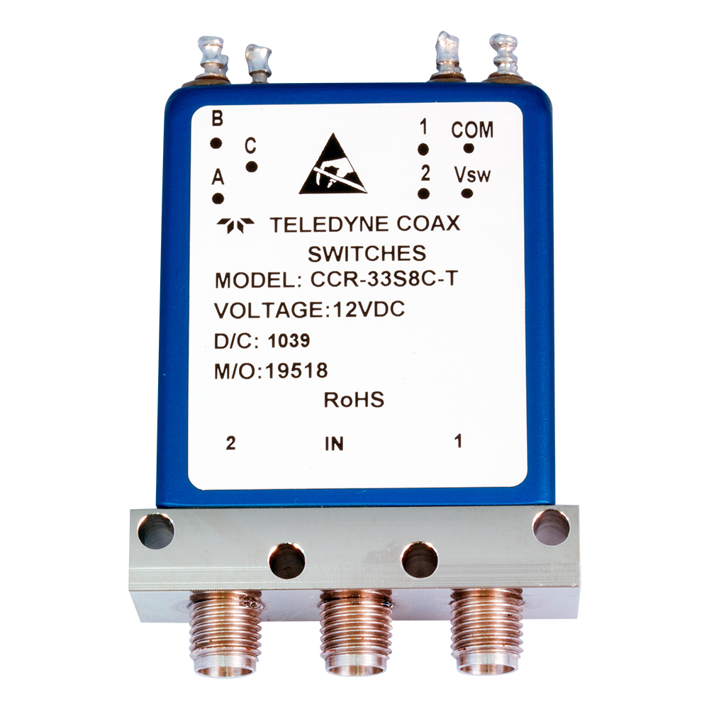 Rf Coaxial Relays Sma Ttl Dpdt Relay Latching Elite Spdt Failsafe Switch 12 Vdc Driver Pins Dc 22 Ghz