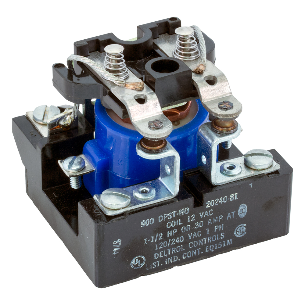 Contactor Relays 1v To 50v Relay No Nc Contacts Enlarge Image