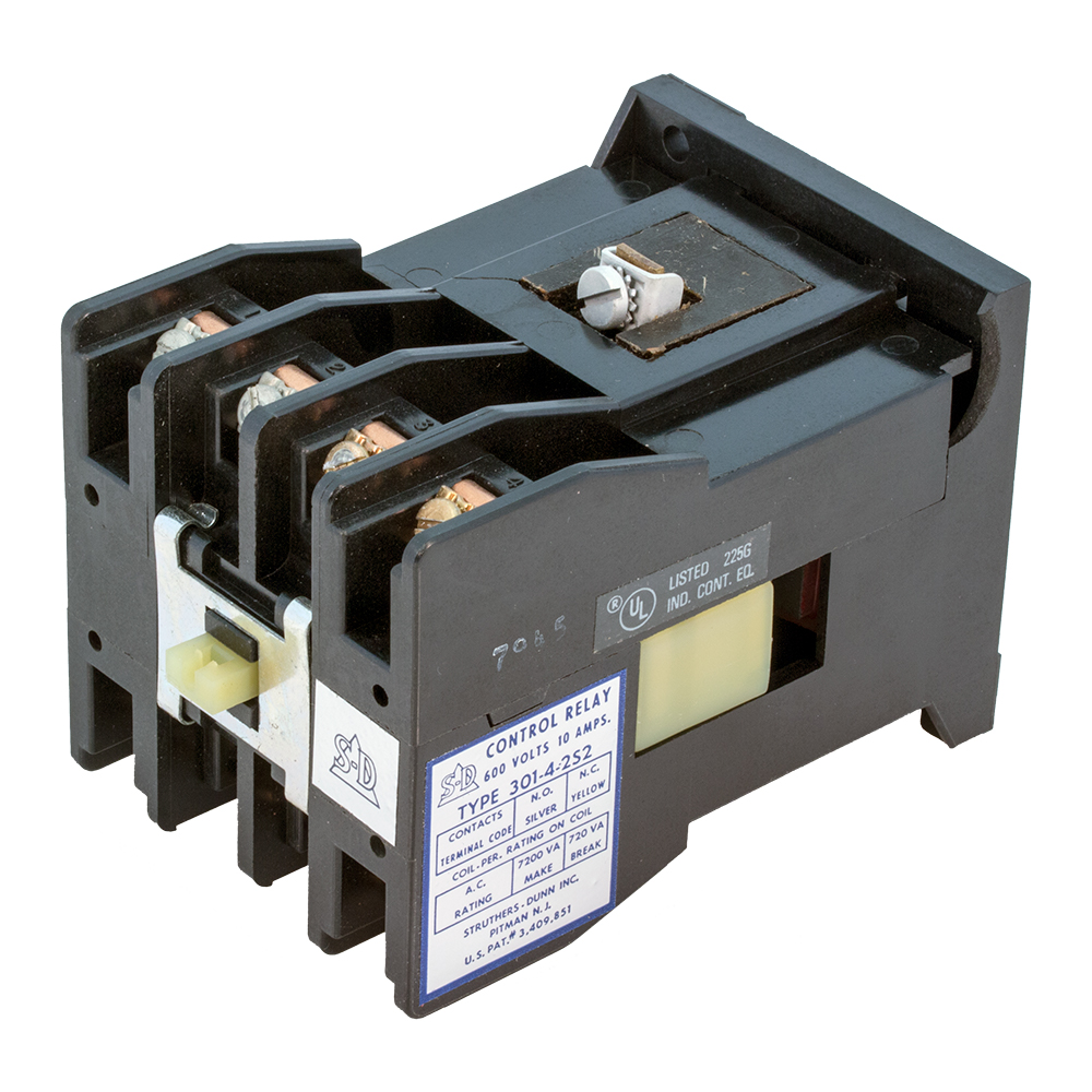 Contactor Relays 51v To 240v Relay In Circuit Breaker Enlarge Image