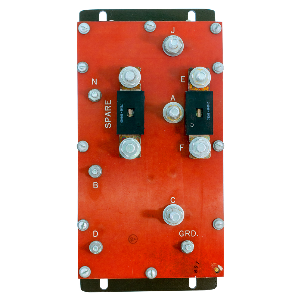 Hermetically Sealed Aircraft Relays 24v To 28v Coils Wiring A Peanut Relay Enlarge Image Top View