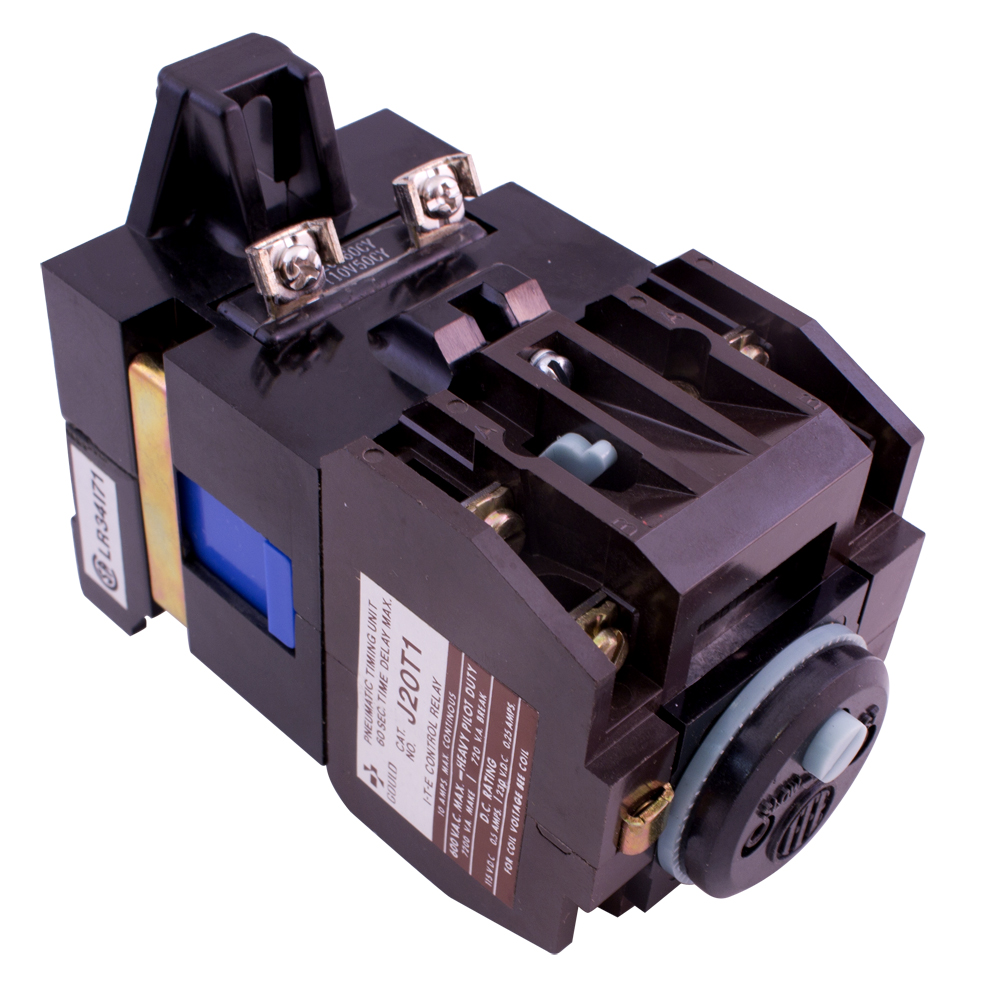 Contactor Relays V To V - Normally open relay vs normally closed relay