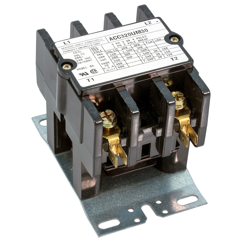 Contactor Relays 51v To 240v Wiring Ac 2pole Enlarge Image