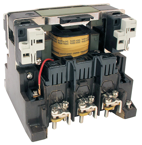 Contactor relays v to