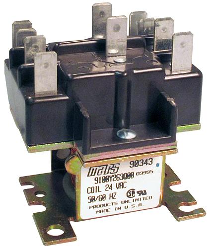 hvac relays Omron 24V Relay Wiring Diagram Omron 24V Relay Wiring Diagram