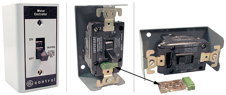 motor starting relays rh surplussales com General Electric Magnetic Starters General Electric Magnetic Starters