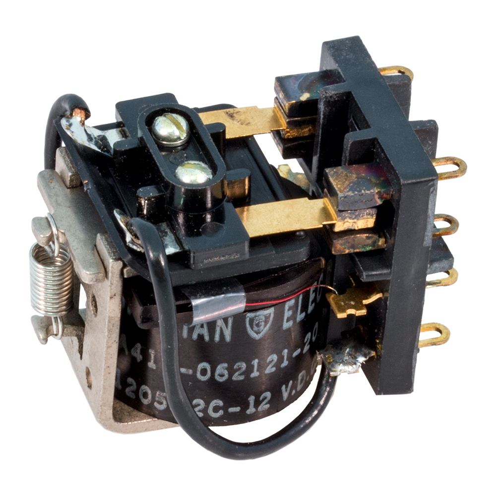 Open Frame Relays Dc 12 Volt Relay Wiring Diagram 4 Pole 50amp Enlarge Image