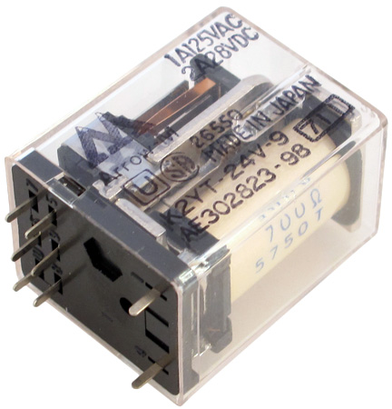 Sealed Pc Mount Relays