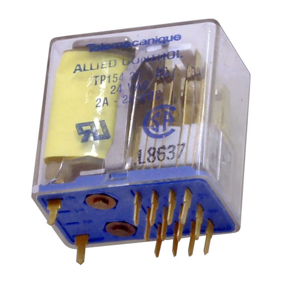 24V Relay coil 16 Amp  contacts 16A volt Power PCB mnt SPST 1
