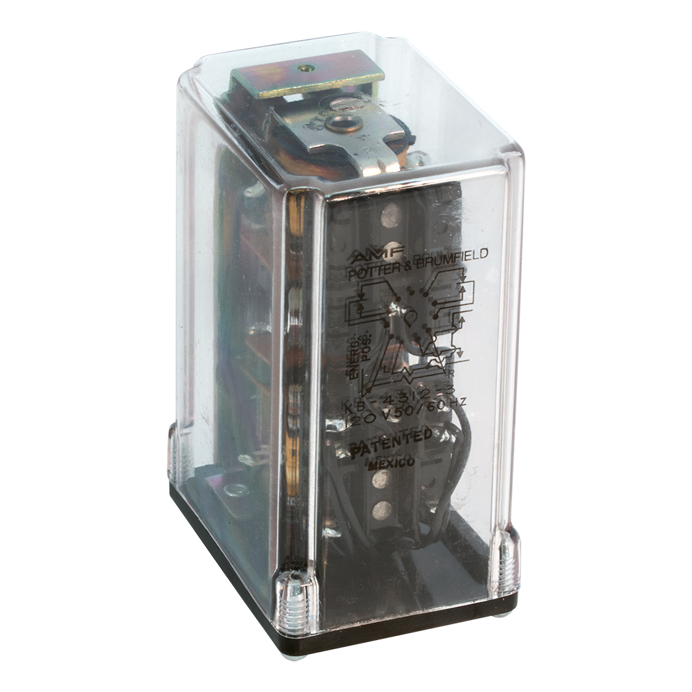 Plug In Relays Blade Contacts Quality 12 Volt Relay Enlarge Image