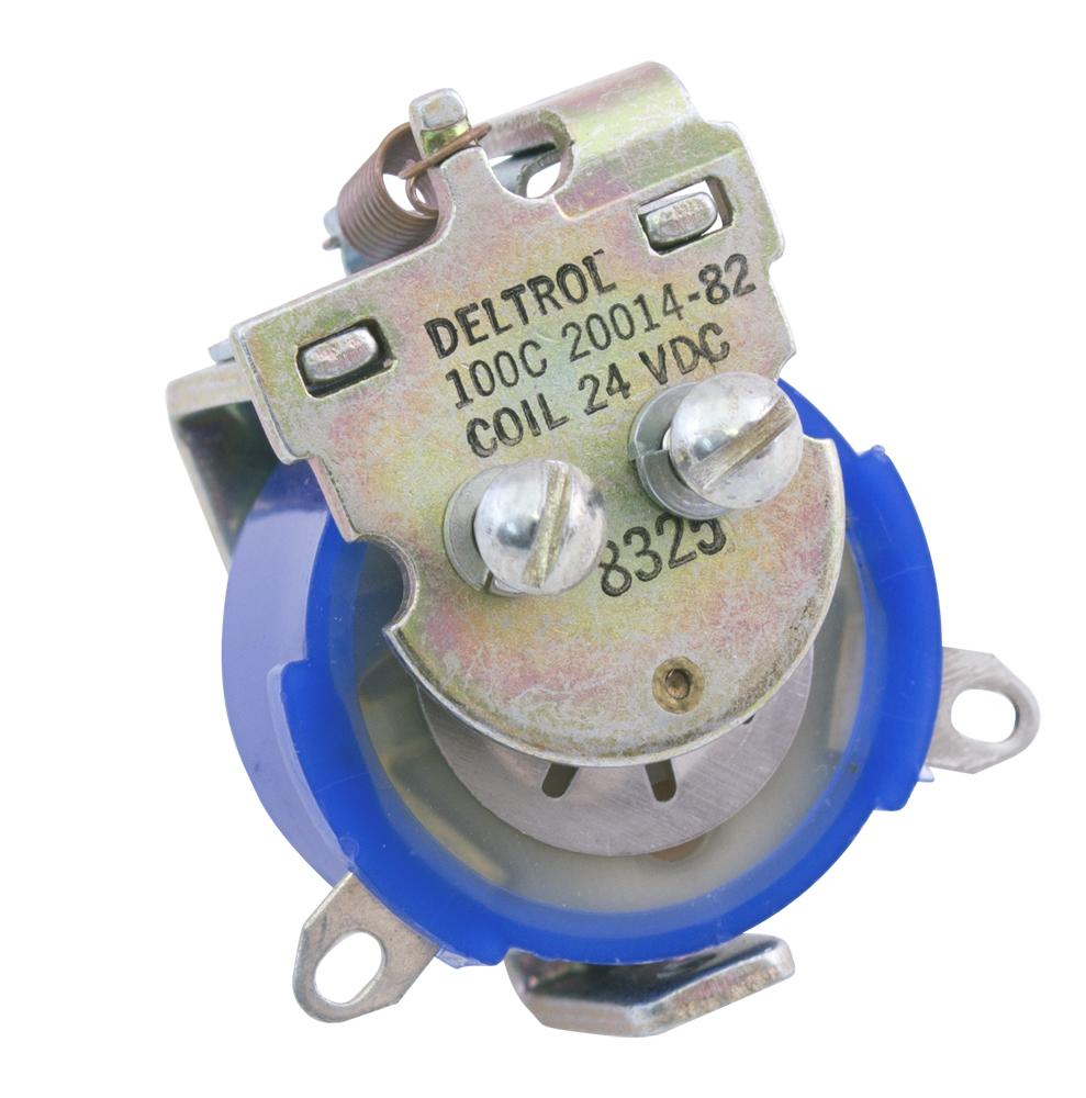 Solenoids Mechanical Linear 200 Amp Meter Socket Outside Wiring Diagram Deltro L Armature Relay