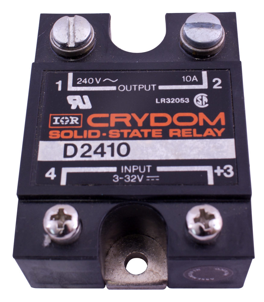 Solid State Relays Relay Triac Enlarge Image Ko D2410 Crydom