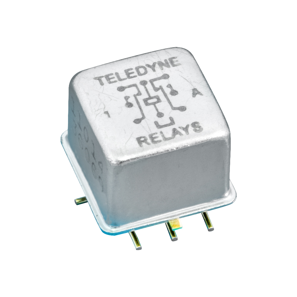 Surface Mount Relays Dpdt Latching Relay 5v Enlarge Image