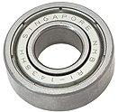 NMB Unflanged Bearing