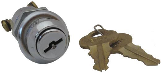 Chicago lock key